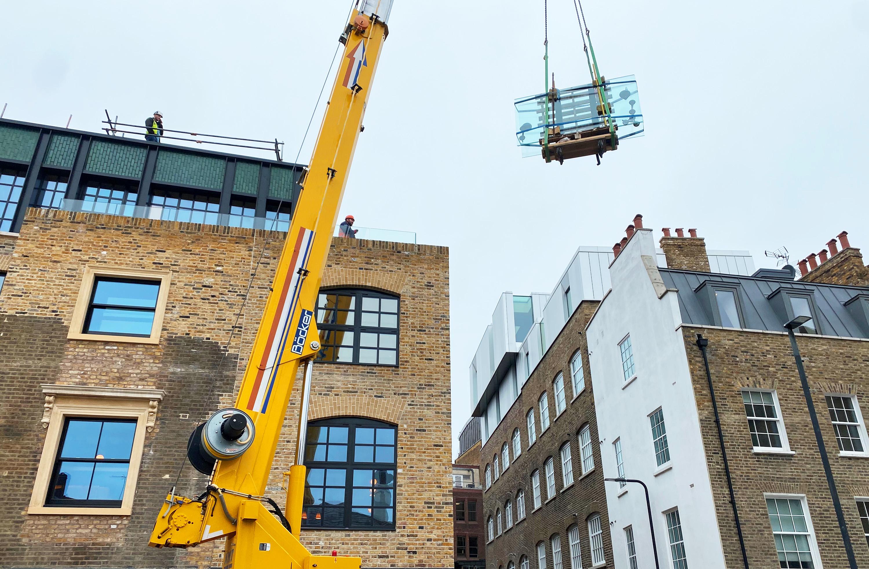 Raising a Glass in Camden Town